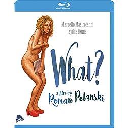 What? [Blu-ray]