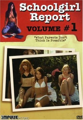 Schoolgirl Report 1: What Parents Don't Think [DVD] [Region 1] [US Import] [NTSC]