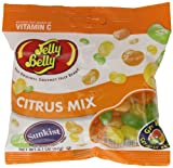 Jelly Belly Jelly Belly Sunkist Citrus Mix 99 g (Pack of 3)