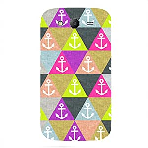 Back cover for Samsung Galaxy Grand Neo Abstract Anchor