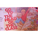 Go to the Head of the Class Quiz Board Game