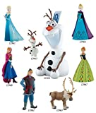 Bully - B12961 - Figurine - Animation - La Reine des Neiges - Elsa