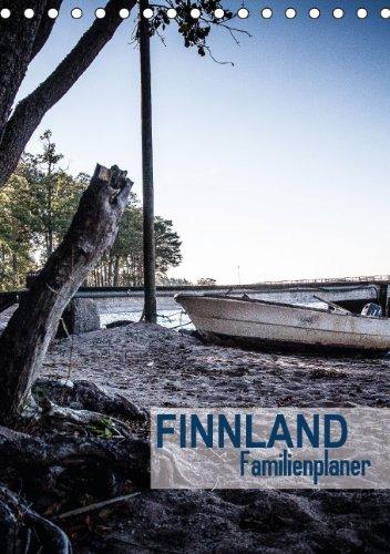 Finnland Familienplaner (Tischkalender 2015 DIN A5 hoch): Traumhafte Landschaften, viele Seen zeigt der Fotograf Oliver Pinkoss in seinen Bildern der ... Finnlands. (Tischkalender, 14 Seiten), Buch