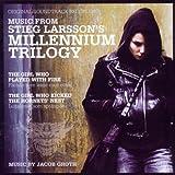 Soundtrack: Stieg Larrson's Millennium Trilogy