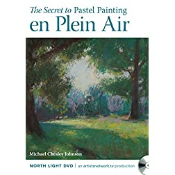 The Secret to Pastel Painting en Plein Air