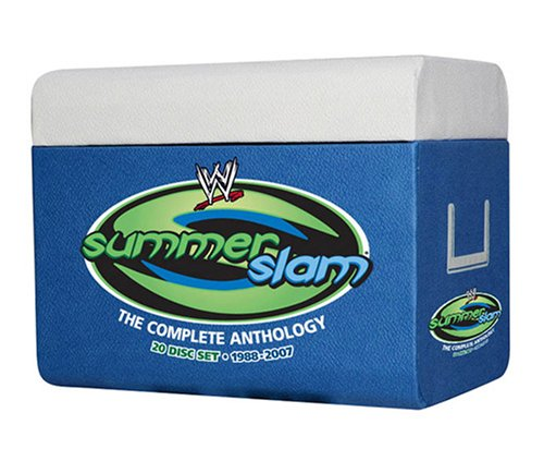 WWE: Summerslam: The Complete Anthology
