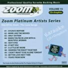 Zoom Karaoke CD+G - Platinum Artists 15: Dr. Hook - The Love Songs