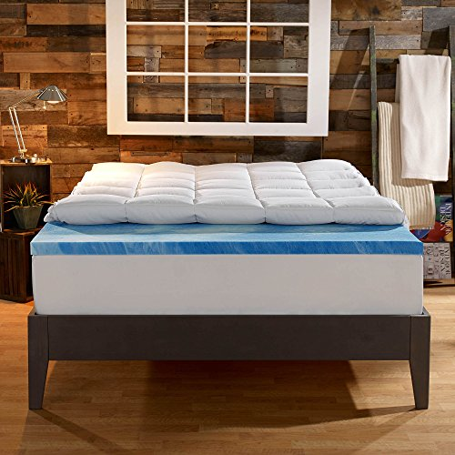 sleep-innovations-4-inch-dual-layer-mattress-topper-gel-memory-foam-and-plush-fiber-10-year-limited-
