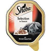 Sheba Selection in Sauce