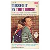 Missed It By That Much / William Johnston (GET SMART, 5)by William Johnston