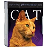 Cat Gallery Calendar 2010 (Page-A-Day Gallery Calendars) ~ Workman Publishing