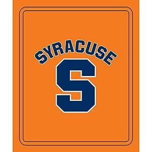 IFS - Syracuse Orangemen NCAA Classic Fleece Blanket by IFS