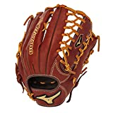 "Mizuno MVP Series GMVP1275B2 12.75"" Adult Baseball Outfielder Glove (Left-Handed Throw)"