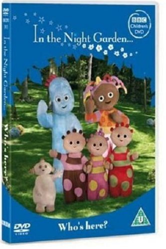 In The Night Garden - Who's Here? [DVD]