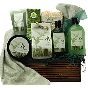 Green Tea Zen Calming Spa Bath And Body