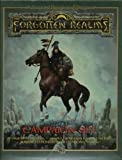 The Forgotten Realms Campaign Set (AD&D Fantasy Roleplaying, 2books + 4maps + HexGrid)