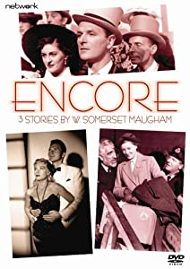 Encore: 3 Stories by W. Somerset Maugham [Region 2]