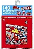 Ma Boite a Gommettes : les Camions des Pompiers- Dès 3 ans