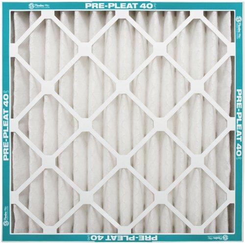 NaturalAire Pre-Pleat 40 Air Filter, MERV 8, 20 x 20 x 1-Inch, 12-Pack