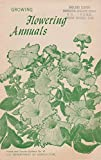 img - for Growing Flowering Annuals book / textbook / text book
