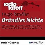 Brändles Nichte (Radio Tatort) | Hugo Rendler