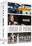 Coffret Brian De Palma: Blow Out + Pulsions + Furie [Blu-ray]