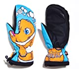 CELTEK | BITTEN BY A WOMITTEN | CLOWN FISH | MEDIUM | SKI&SNOWBOARD WOMENS MITT
