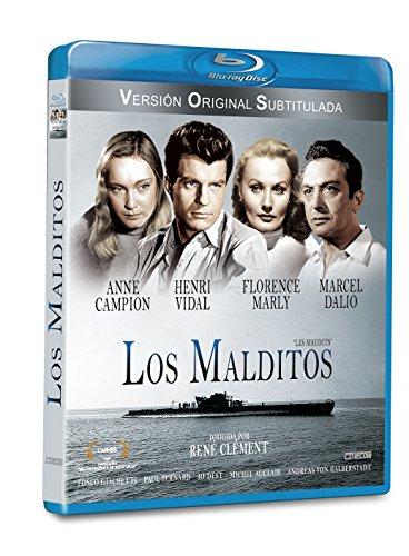 Los Malditos v.o.s. [Edizione: Spagna]