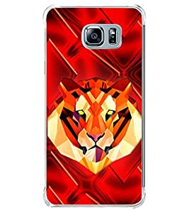 Tiger 2D Hard Polycarbonate Designer Back Case Cover for Samsung Galaxy Note5 :: Samsung Galaxy Note5 N920G :: Samsung Galaxy Note5 N920T N920A N920I