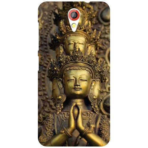 HTC Desire 620G Phone Cover - Pray Time Matte Finish Back Cover