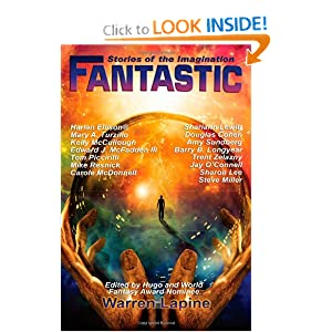 Fantastic Stories of the Imagination by Harlan Ellison®, Mike Resnick, Barry B. Longyear and Kelly McCullough