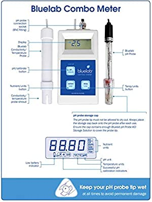Bluelab 716441 Combo Meter for Plant Germination