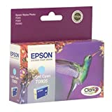 Epson original - Epson Stylus Photo PX 810 FW (T0805 / C 13 T 08054021) - Ink cartridge bright cyan - 220 Pages - 7,4ml