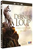 Le Dernier loup [Combo Blu-ray 3D + Blu-ray + DVD]