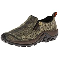 Merrell Men's Jungle Moc Slip-On,Mossy Oak Infinity,14 M US