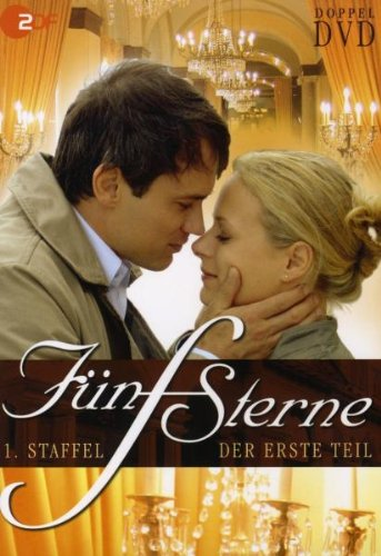 Fünf Sterne Staffel 1 / Folge 1-10 (Doppel-DVD) mit Ralf Bauer