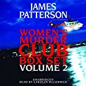 Women's Murder Club Box Set, Volume 2 Audiobook by James Patterson, Maxine Paetro Narrated by Carolyn McCormick