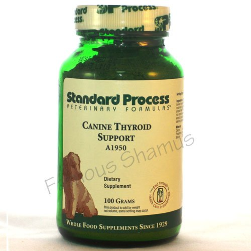 Standard Process Canine Thyroid Support, 100 gm