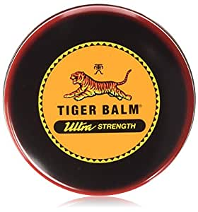 Tiger Balm Sport Rub Ultra Pain Relieving Ointment 1.7oz