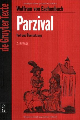 Parzival (de Gruyter Texte) (German Edition)