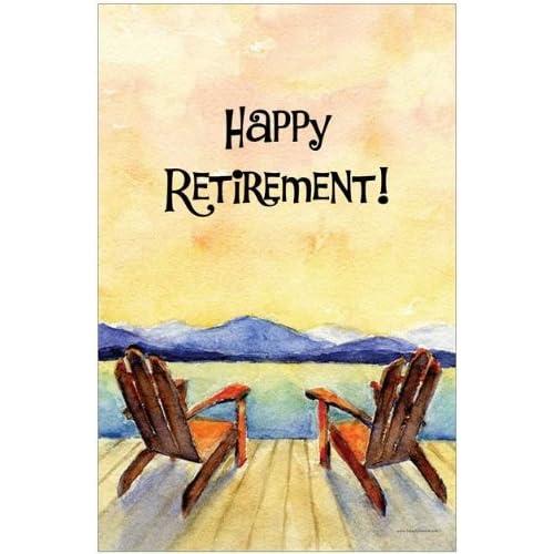 Amazon.com - Happy Retirement Poster - Prints