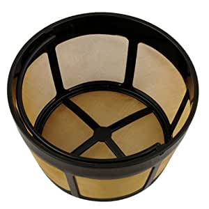 Breville Coffee Maker Gold Filter : Cuisinart 12-Cup coffee maker gold tone filter GTFB (japan import): Amazon.ca: Home & Kitchen