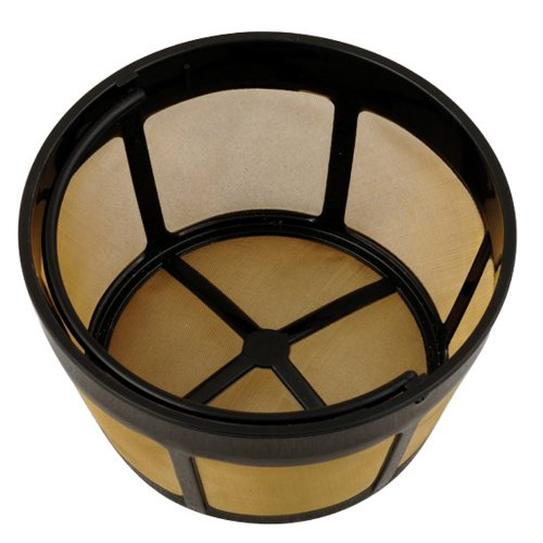Cuisinart 12-Cup coffee maker gold tone filter
