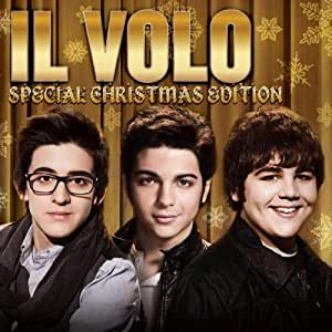 NEW Il Volo - Il Volo: Int'l Christmas Editi (CD)