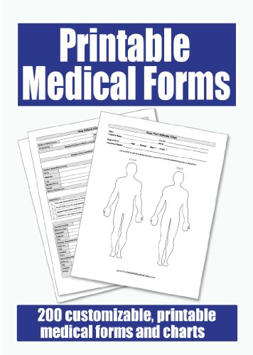 Printable Medical Forms