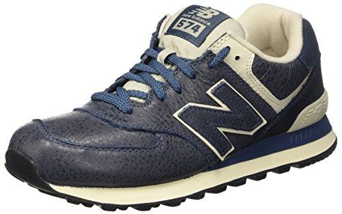 New Balance ML574LUB-574 - Scarpe Running Uomo, Blu (Stone Blue 973), 42.5 EU