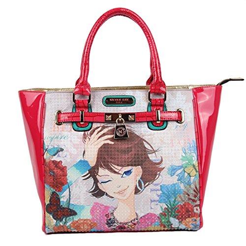 nicole-lee-colorful-xochil-print-tote-bag-with-clear-rhinestones