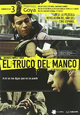 The One-Handed Trick ( El truco del manco ) ( The 1 Handed Trick (The One Handed Trick) ) [ NON-USA FORMAT, PAL, Reg.2 Import - Spain ]