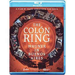 Colon Ring: Wagner in Buenos Aires [Blu-ray]