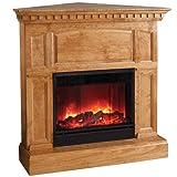Heritage Corner Indoor Electric Fireplace